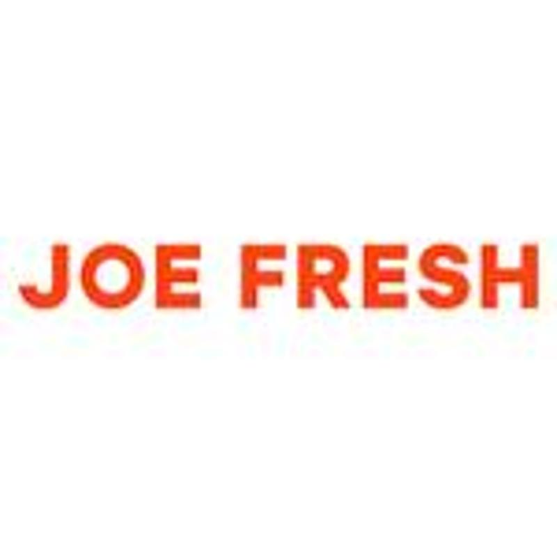 Joe Fresh Promo Codes