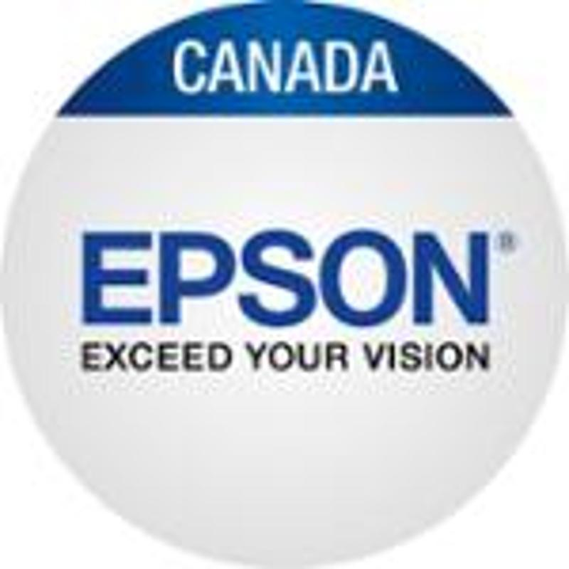 EPSON Canada Coupon Codes