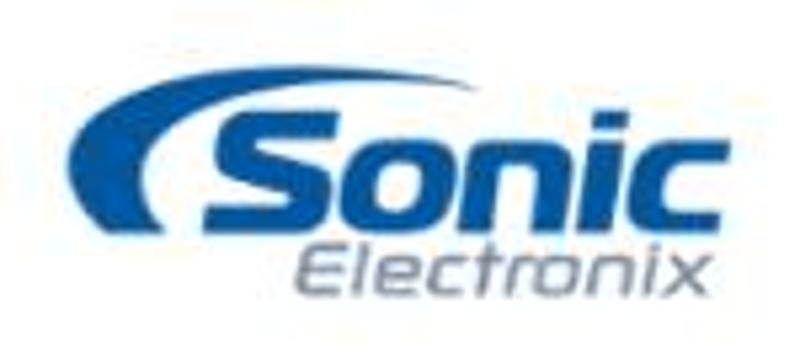 Sonic Electronix Coupon Codes